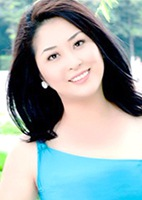 Asian lady Jianan (Dale) from Fushun, China, ID 41383