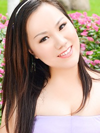 Asian woman Yao (Dora) from Fushun, China