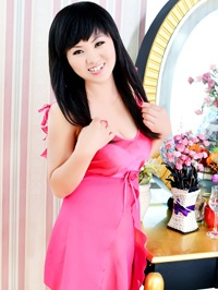 Single Chunmei (Linda) from Fushun, China