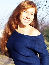 Single Olga from Mariupol, Ukraine