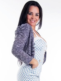 Latin woman Margot from Pitalito, Colombia