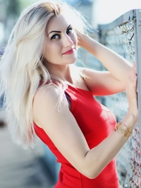 Russian woman Anastasia from Nikolaev, Ukraine