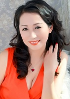 Asian lady Yali (Lindsay) from Funshun, China, ID 41467