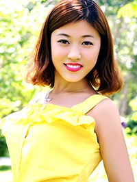 Asian woman Tingting (Alice) from Jilin, China