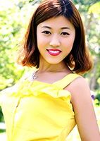 Asian lady Tingting (Alice) from Jilin, China, ID 41503