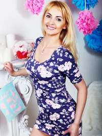 Russian Bride Yulia from Khmelnitskyi, Ukraine