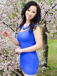Single Ju (Alice) from Fushun, China