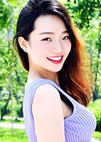Asian lady Aixin (Miriam) from Tangshan, China, ID 41528