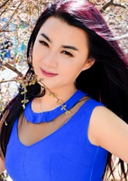 Asian lady Tao (Bella) from Fushun, China, ID 41553