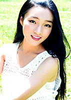 Russian single Xiaoqing (Zoe) from Changyi, China