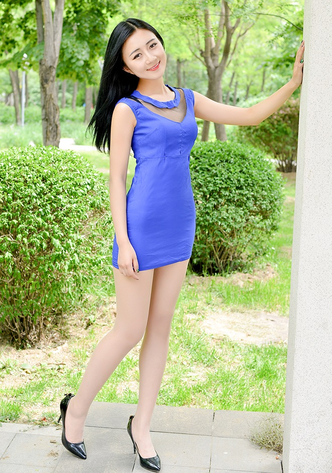 Asian bride Ying (Viola) from Jinzhou