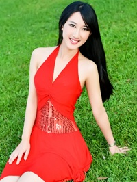 Asian Bride Sinan (Lisa) from Fushun, China