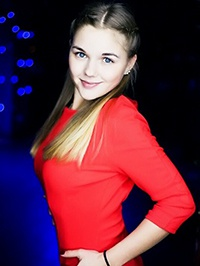 Russian woman Anastasiya from Kharkov, Ukraine
