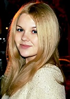 Russian single Anastasiya from Kharkov, Ukraine