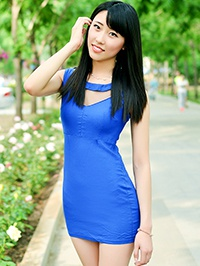 Single Wenjing (Ruth) from fushun, China