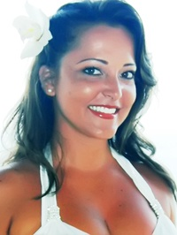 Latin Bride Paula from Santiago de Cali, Colombia