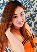 Asian lady Yang (Coco) from Dandong, China, ID 41650
