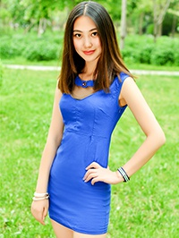 Single Ming (Sharon) from haicheng, China