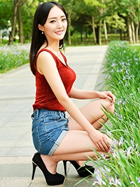Asian Bride Cheng (Sandra) from Tangshan, China