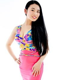 Asian Bride Chang (Nice) from shenyang, China