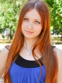 Single Anna from Kotsyubinskoe, Ukraine