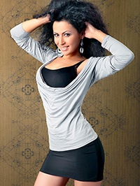 Russian Bride Inna from Ternopol, Ukraine