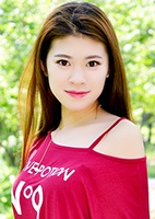 Asian lady Siyu (Tammy) from Haicheng, China, ID 41799