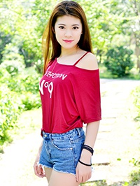 Single Siyu (Tammy) from Haicheng, China