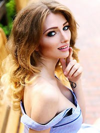 Russian Bride Veronika from Kiev, Ukraine