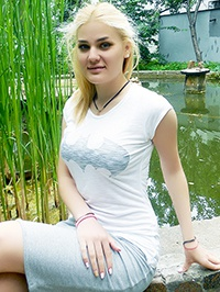 Russian Bride Eliana from Nikolaev, Ukraine