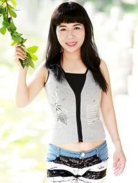 Asian woman Dingliang (Amy) from Nanning, China