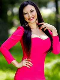 Single Kristina from Kharkov, Ukraine