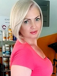 Russian Bride Nellya from Nikolaev, Ukraine