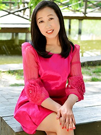Single Shumei (Ann) from Shenyang, China