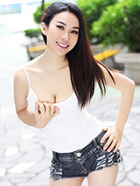 Asian lady Yancai from Shenzhen, China, ID 41958