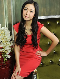 Asian woman Jing (Jenny) from Pingdingshan, China