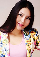 Asian lady Xiaowen (Alina) from Zhengzhou, China, ID 42034