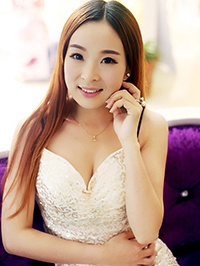 Asian Bride Li (Silvia) from Guangzhou, China
