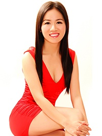 Asian Bride Qiling from Shenzhen, China