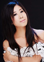 Asian lady Lingli from Jiaozuo, China, ID 42088