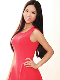 Asian lady Feng from Guangzhou, China, ID 42091
