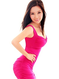 Asian lady Linrui from Guangxi, China, ID 42097