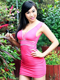 Asian lady Ying (Winifred) from Shijiazhuang, China, ID 42103