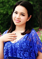 Asian lady Yanyun from Guangzhou, China, ID 42122