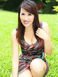 Asian lady Xiangjiang from Shenzhen, China, ID 42124
