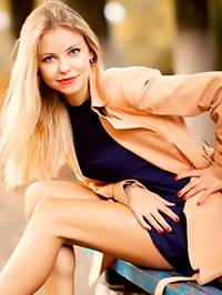 Single Yana from Cherkassy, Ukraine