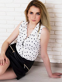 Russian Bride Anastasiya from Nikolaev, Ukraine