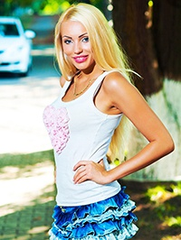 Single Marina from Mariupol, Ukraine
