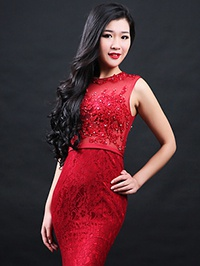 Asian Bride Xin from Rizhao, China