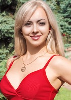 Russian single Yaroslava from Mariupol, Ukraine
